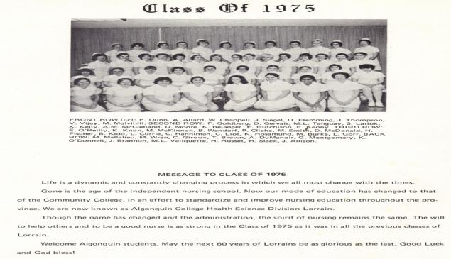 First Class of Algonquin -1975.jpg